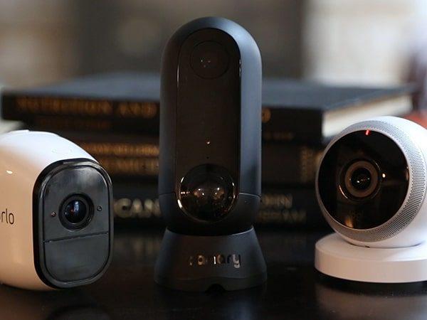 استفاده از ردیاب و دوربین مداربسته در منزل