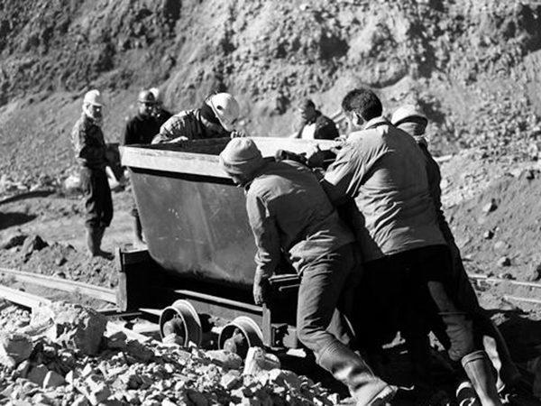 ردیابی کارگران معدن